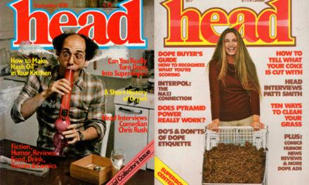 Head Magazine – Vintage Covers