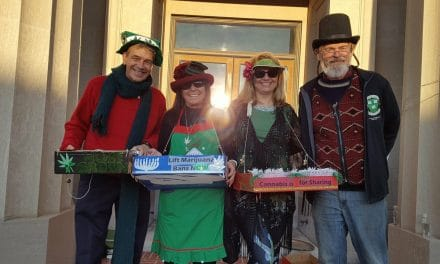 Contra Costa NORML and The Great Holiday Cannabis Giveaway