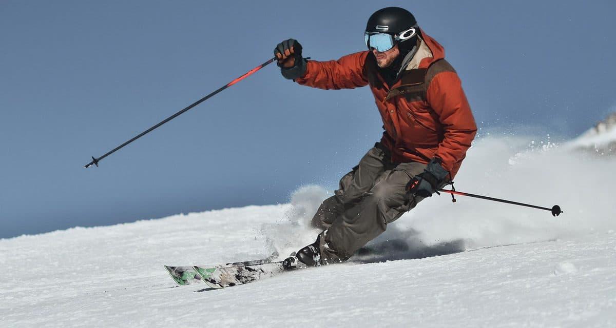 CBD Made Me A Better Skier