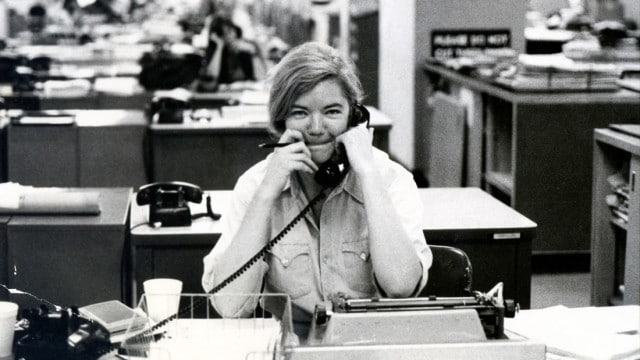Picture of Molly Ivins
