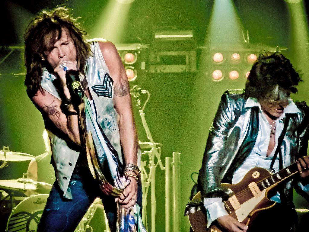 """Aerosmith"